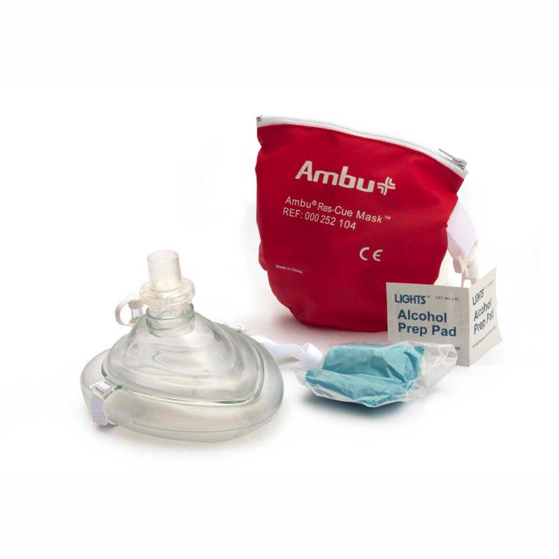 AMBU ADULT CPR MASK