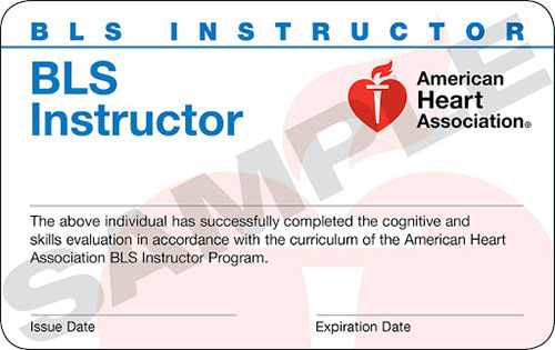 BLS Instructor
