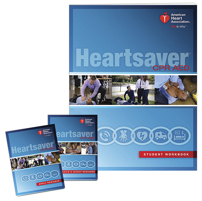 (2015GL) Heartsaver CPR/AED Student Workbook
