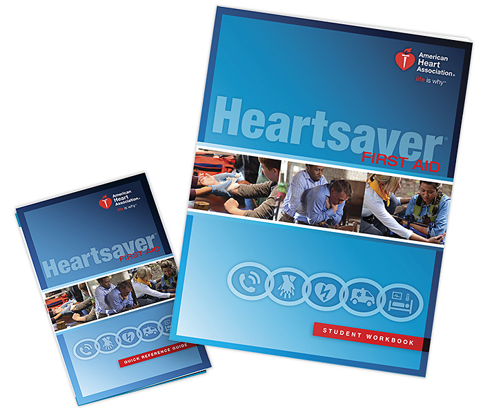 2015GL Heartsaver First Aid Student Workbook