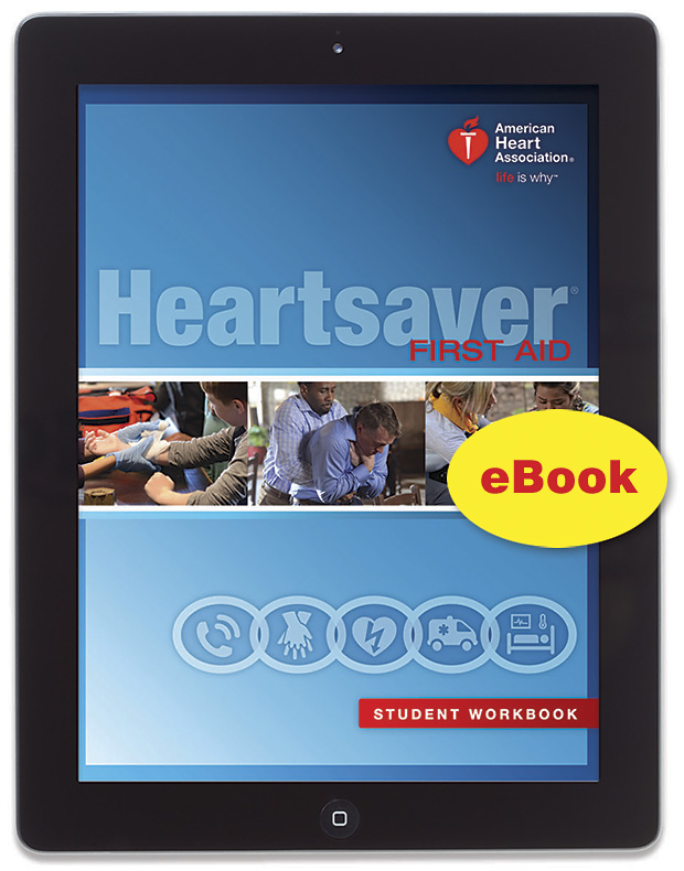 2015GL Heartsaver First Aif Studen Workbook (eBook)