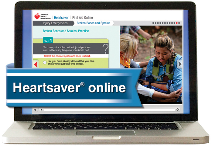 2015GL Heartsaver Fist Aid eLearning