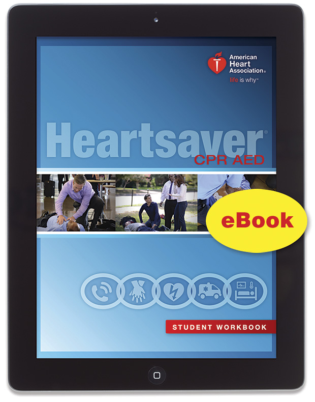 (2015GL) Heartsaver CPR/AED Studen Workbook (eBook)