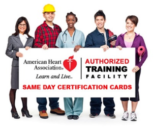 CPR, BLS, ACLS and First Aid classes in Jacksonville fl