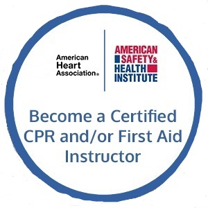 Become a CPR Instructor - Home Based Business