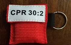 CPR face shield Mask