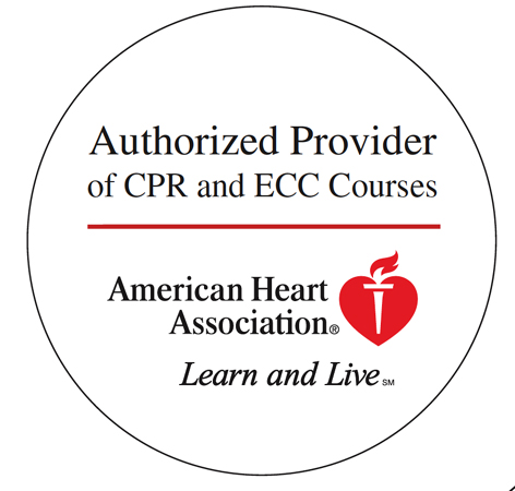 AHA Heartsaver CPR and First Aid training