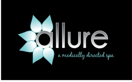 Allure A Medically Directed Spa Official Logo