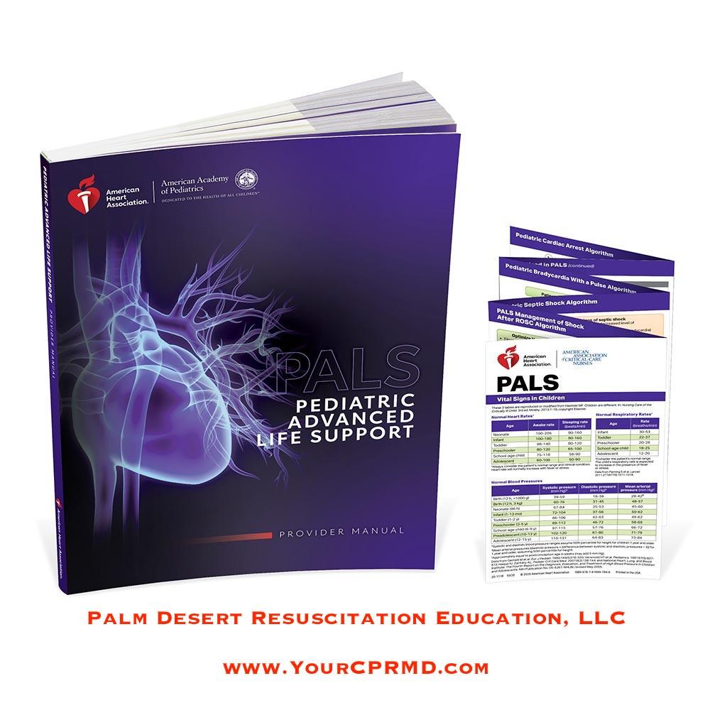 20-1119 2020 AHA PALS Provider Manual -  www.YourCPRMD.com